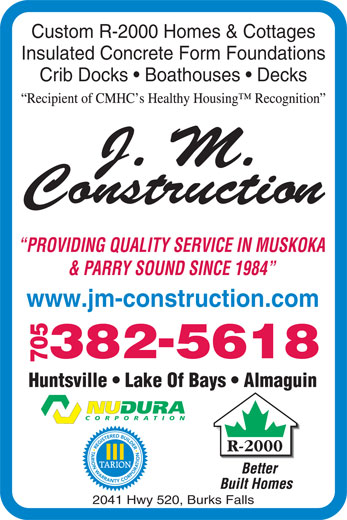 Ads J M Construction