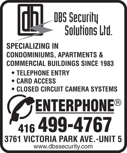 Ads DBS Security Solutions Ltd