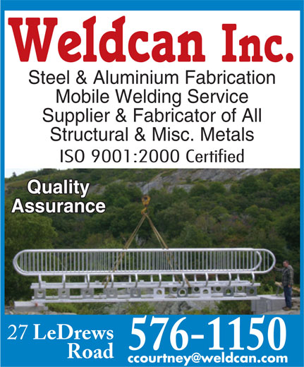 Ads Weldcan Inc