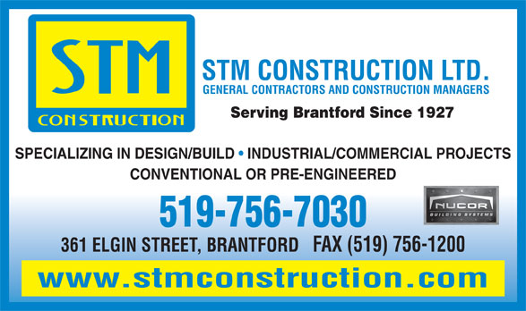 Ads STM Construction Ltd