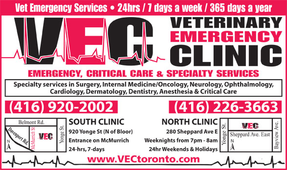Ads Veterinary Emergency Clinic
