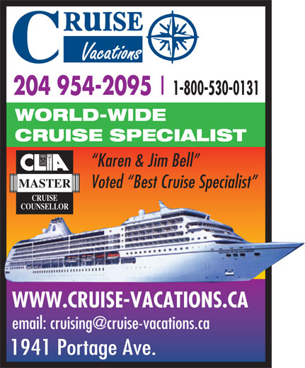 Ads Cruise Vacations