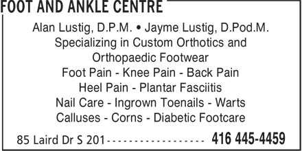 Ads Foot & Ankle Centre