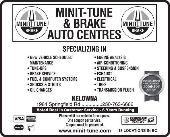 Ads Minit-Tune & Brake Auto Centre