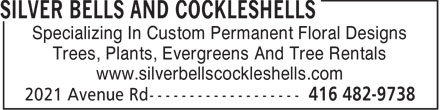 Ads Silver Bells &amp; Cockleshells