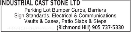 Ads Industrial Cast Stone Ltd