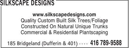 Ads SilkScape Designs