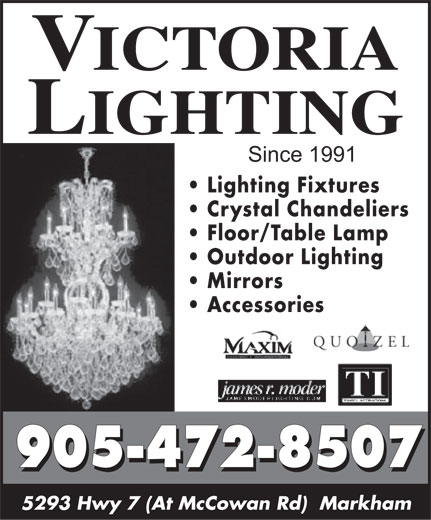 Ads Victoria Lighting
