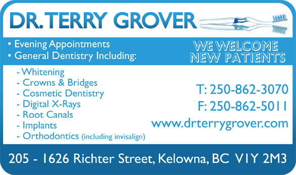 Ads Grover Terry J Dr Inc