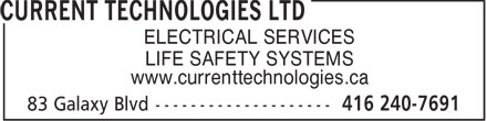 Ads Current Technologies Ltd