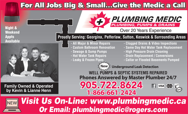 Ads Plumbing Medic