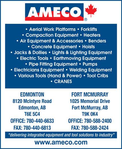 Ads Ameco Services Inc