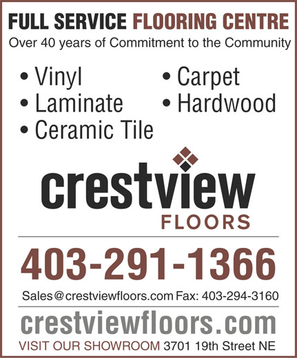 Ads Crestview Floors Ltd