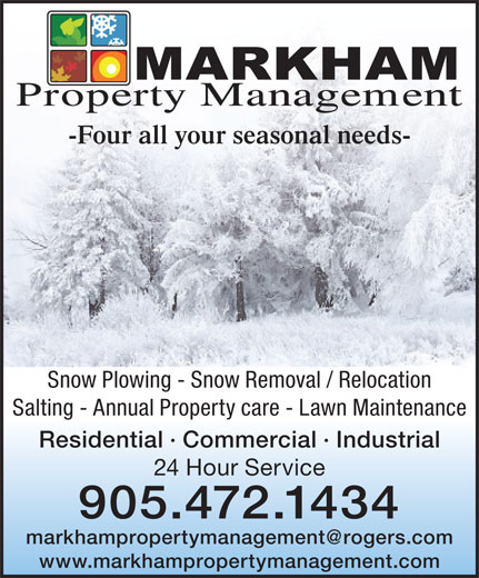 Ads Markham Property Management