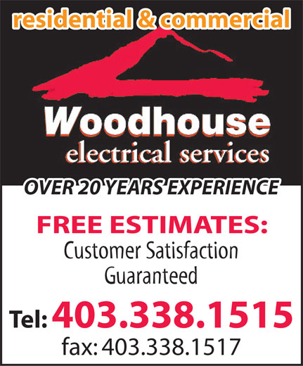 Ads Woodhouse Electrical Services