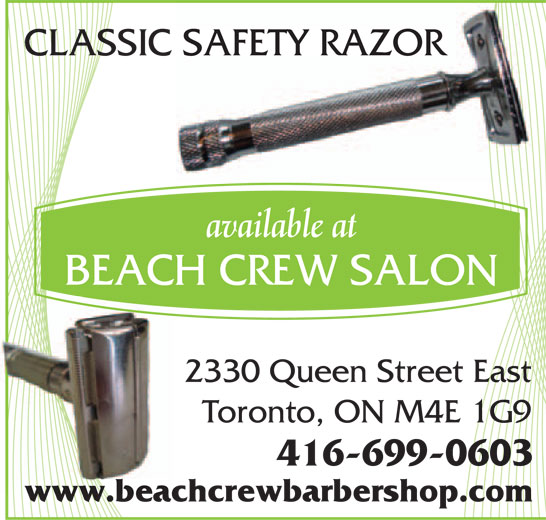 Ads Beach Crew Salon
