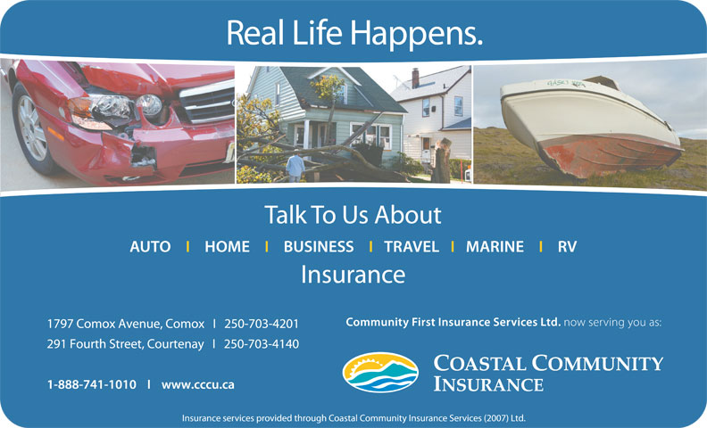 Ads Coastal Community Insurance Services (2007) Ltd
