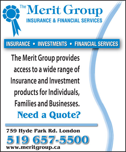 Ads Merit Group Insurance Brokers Inc, The