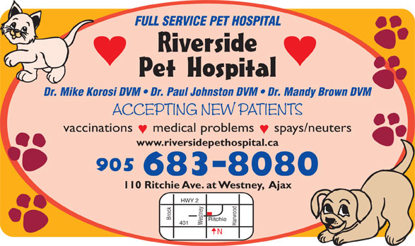 Ads Riverside Pet Hospital