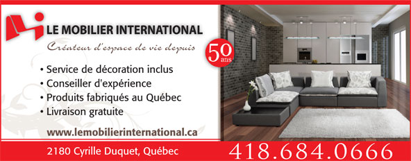 Ads Mobilier International (Le)