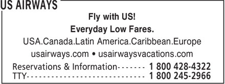 Ads US Airways