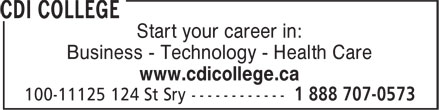 Ads CDI College