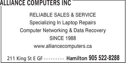 Ads Alliance Computers Inc