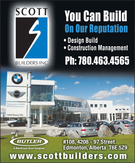 Ads Scott Builders Inc
