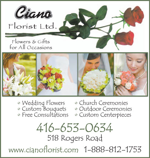 Ads Ciano Florist Ltd