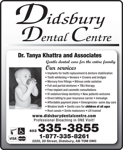 Ads Didsbury Dental Centre