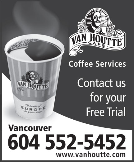 Ads Van Houtte Coffee Services Inc