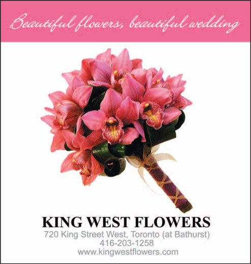 Ads King West Flowers