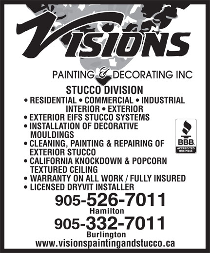 Ads Visions Painting & Decorating