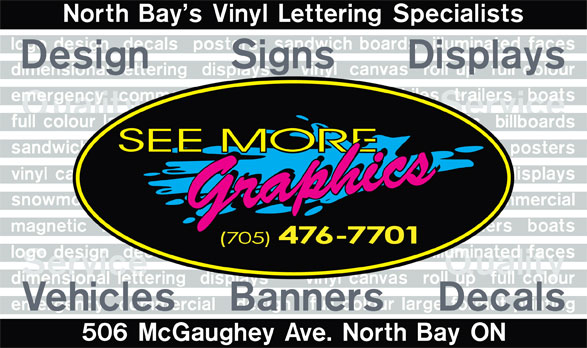 Ads See More Graphics