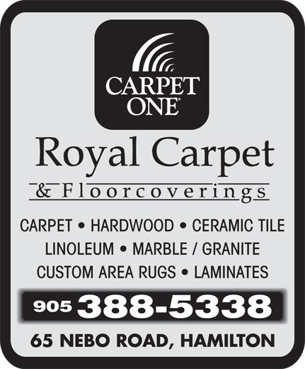 Ads Royal Carpet One