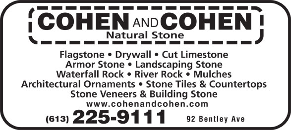 Ads Cohen &amp; Cohen
