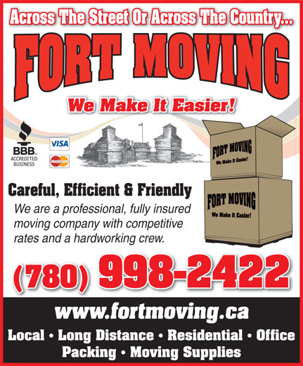 Ads Fort Moving