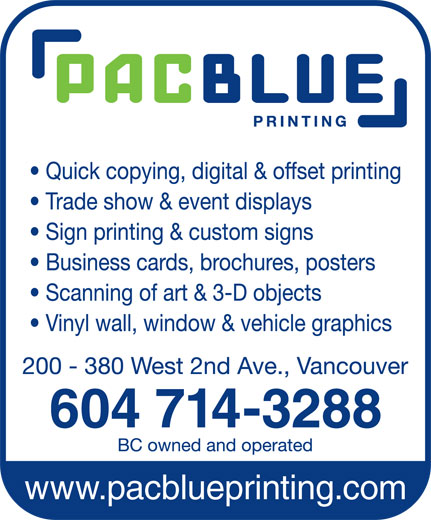 Ads PacBlue Printing