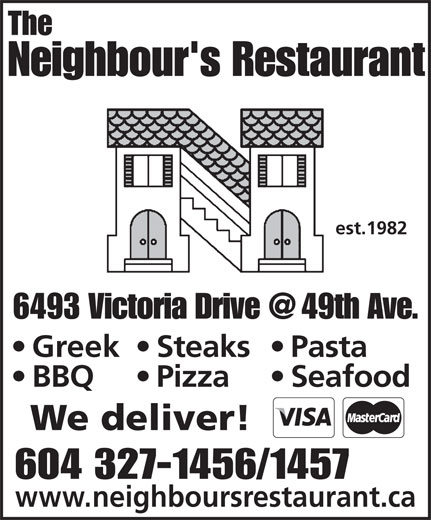 Ads Neighbour's Restaurant & Pizza House