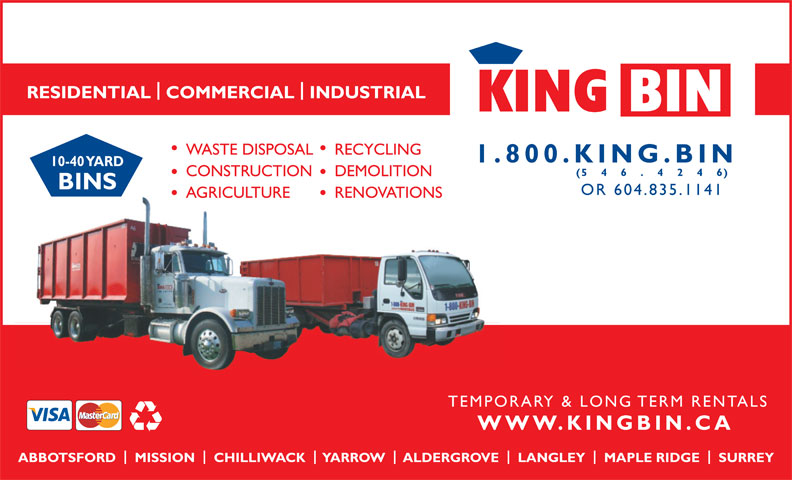 Ads King Bin Inc