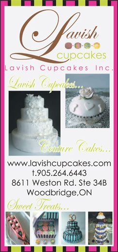 Ads Lavish Cupcakes Inc