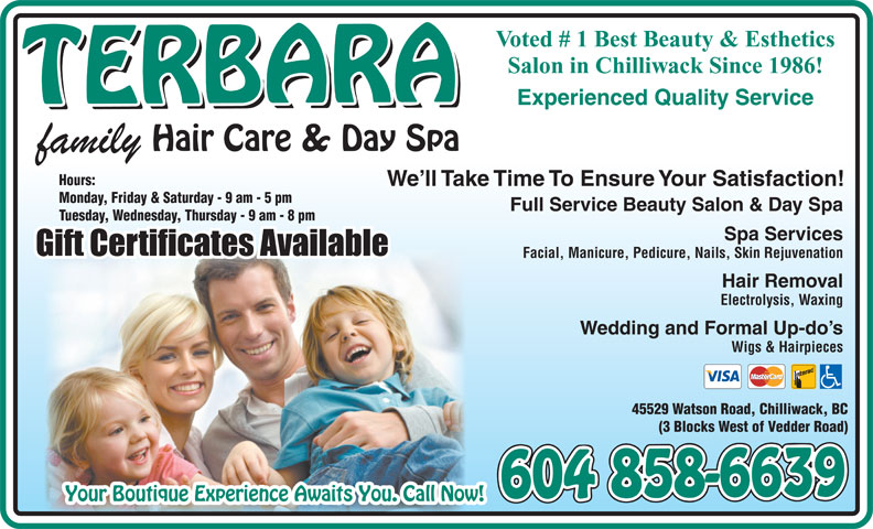 Ads Terbara Hair Care