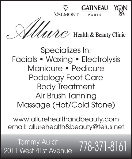 Ads Allure Health & Beauty Clinic
