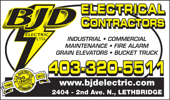 Ads B J D Electric Ltd