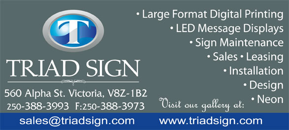 Ads Triad Sign Ltd
