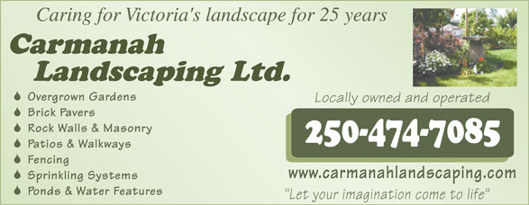 Ads Carmanah Sprinkler Systems