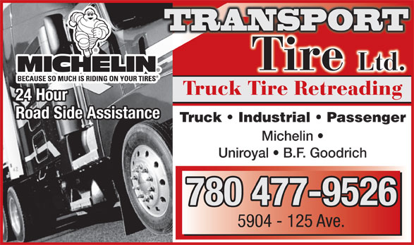 Ads Transport Tire Ltd