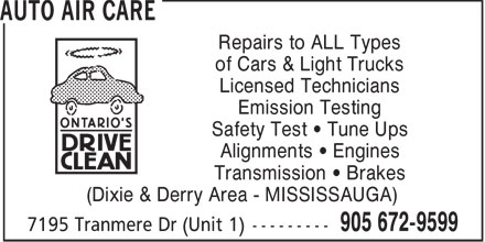 Ads A Auto + Air Care