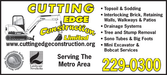 Ads Cutting Edge Construction Limited