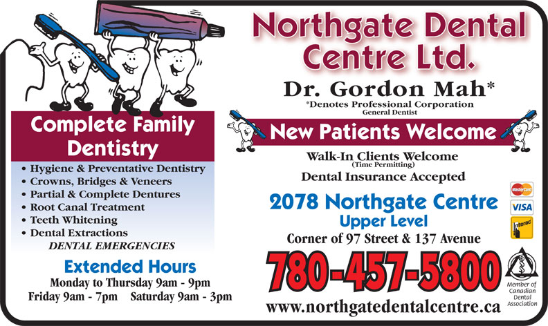 Ads Northgate Dental Centre Ltd